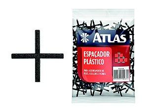 Espacador Para Ceramica Plastico 4Mm - Atlas