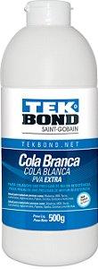 Cola Branca Pva Ex 500G - Tekbond