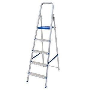 Escada Alum 5 Deg Uso Dom - Mor