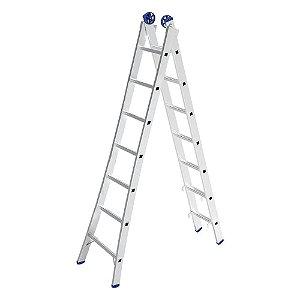 Escada Extensivel 2X7 - Mor