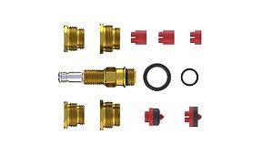 Kit Comp De Reparos P/ Registro Acab Padrao 9 Em 1 - Censi