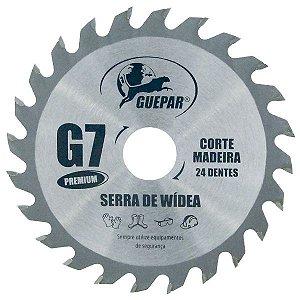 Serra Widea P/ Corte Mad 4.3/8 24D G7 - Guepar