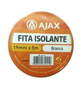 Fita Isolante Br 19 Mm X 5 M - Ajax