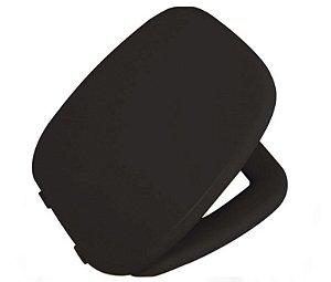 Assento Fit Versato Almofadado Preto - Astra
