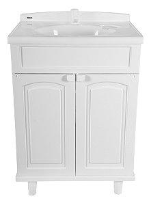Gabinete Pvc 50X63X92 Branco - Astra
