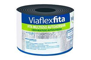 Viaflex Fita Autoadesiva Sleeve 10Cmx10M - Viapol