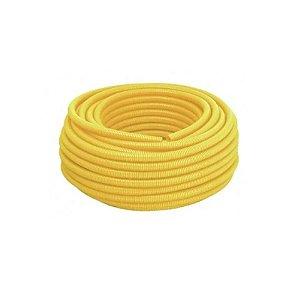 Eletroduto Flex Corrug 25Mm 3/4 Pol Peca C/ 50 Mt - Plastik
