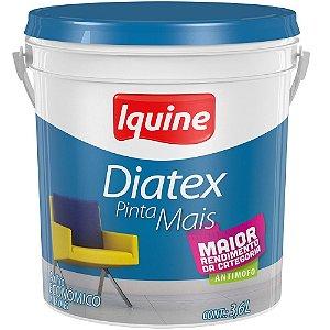 Tinta Diatex Acrilico 3,6L - Iquine