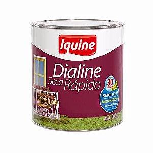 Esmalte Dialine Sec Rap Aluminio 900Ml - Iquine
