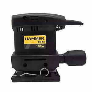 Lixadeira Orbital 1/4 De Lixa 110V - Hammer