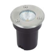 Balizador Embutir De Solo 8X9,2Cm 5W Bivolt - Llum
