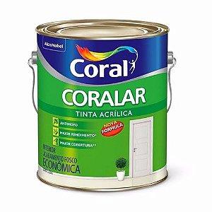 Tinta Acrilica Coralar Fsc 3,6L - Coral