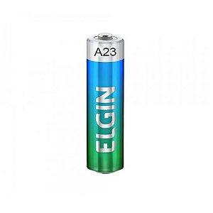 Pilha Alcalina A23 12V - Elgin