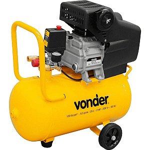 Motocompressor de Ar 25L MCV 25 220V - Vonder