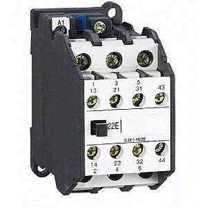 Contactor Magnetico Cjx1B 22/22 3Tf43-22 - Sanmen