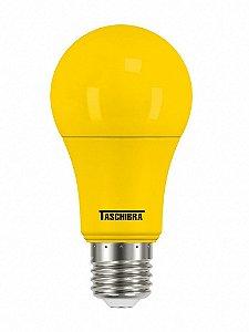 Lampada Led Tkl Colors 5W Amarela Bivolt - Taschibra