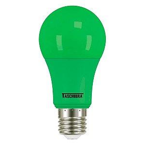 Lampada Led Tkl Colors 5W Verde Bivolt - Taschibra