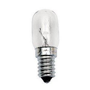 Lâmpada Incandescente Microondas E14 15W 127V - Taschibra