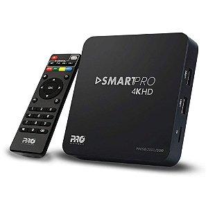 Smartbox Wifi 4K P/ Recepcao De Conteudo Digital 2 - Proqualit