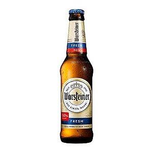 Warsteiner Fresh Sem Álcool 330ml