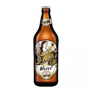 Dama Bier Weiss Garrafa 600ml