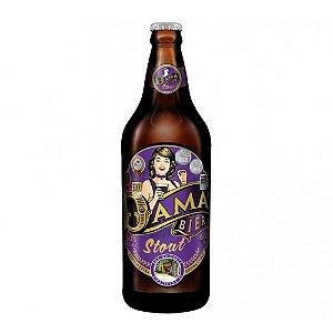 Dama Bier Stout Garrafa 600ml