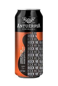 Antuérpia Rock Me Baby, 473ml (BA Barleywine)