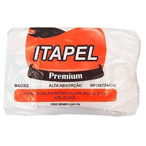Papel Interfolha Premium 2 Dobras 20x21 1 c/ 1000 un Itapel