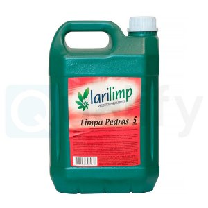 Limpa Pedra 5 Litros - Larilimp