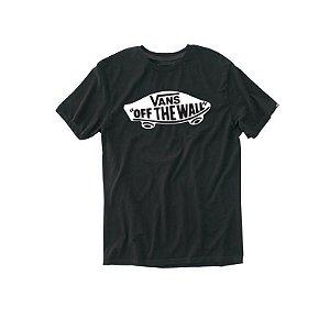 Camiseta VANS Otw preto