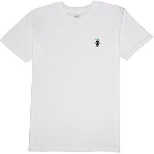 Camiseta LAKAI Flare Girl Branco