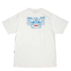 Camiseta HIGH Company Cribs branco