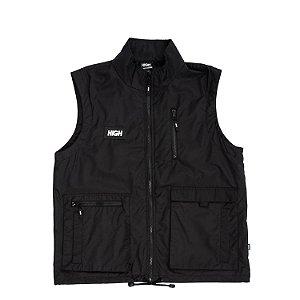 Colete HIGH Company 5pocket vest logo preto