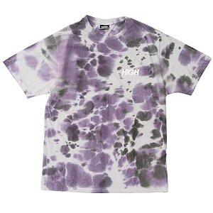 Camiseta HIGH Company Tie Dye Roxo