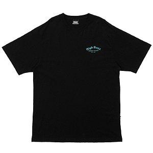 Camiseta HIGH Company Festival Preto