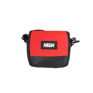 Shoulder Bag HIGH Company Rubber vermelho