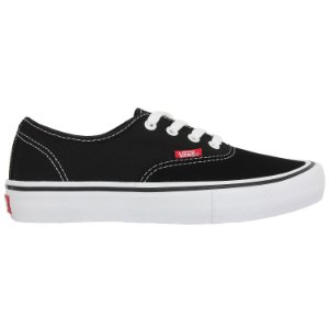 Tenis VANS Pro Authentic preto/branco