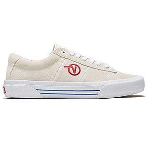Tenis VANS Pro Saddle Sid branco/branco