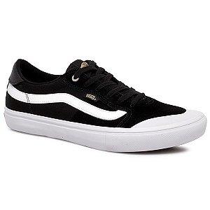 Tenis VANS Pro Style 112 preto/branco