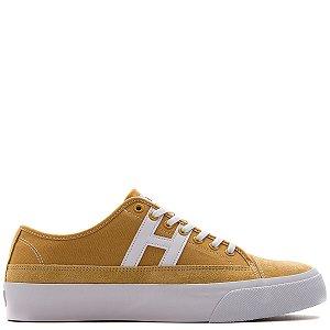 Tenis HUF Hupper amarelo/branco