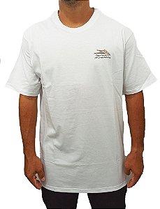 Camiseta Lakai Porous Girls branco