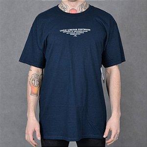 Camiseta Lakai Surplus azul marinho