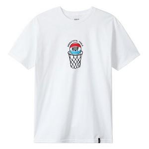 Camiseta HUF Ungrateful Fools branco
