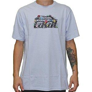 Camiseta Lakai Glaboe azul claro