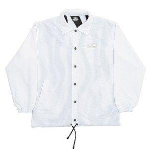 Jaqueta High Company Coach Jacket Fine Safari branca