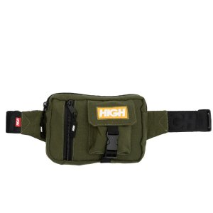 Shoulder Bag High Company Waist Bag verde