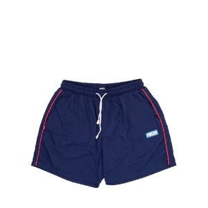 Short High Company Striped navy