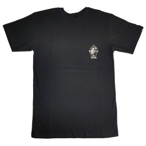 Camiseta Vans Helican preta