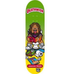 Shape Deathwish Maple Obscene Neen - 8.00