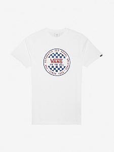 Camiseta Vans OG Checker ss branco